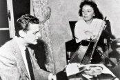 Claude Léveillée et Édith Piaf