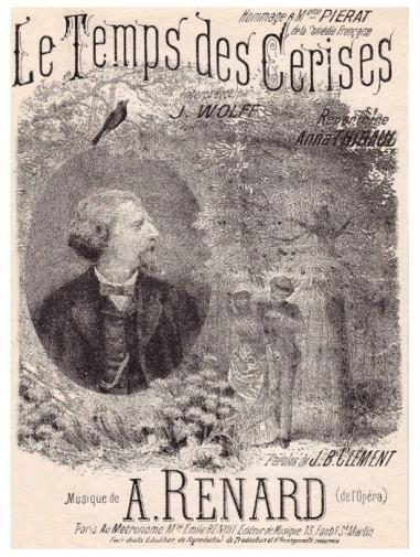 Jean-B. Clément – Le temps des cerises